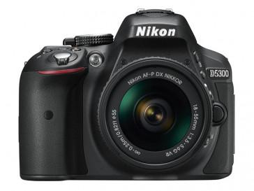 CAMARA REFLEX NIKON D5300 (B) + AF-P 18/55 VR