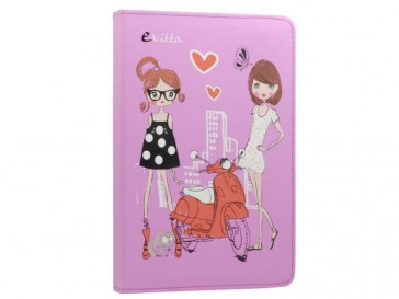 "FUNDA E-BOOK 6"" FASHION GIRLS EVEBP00401 E-VITTA"