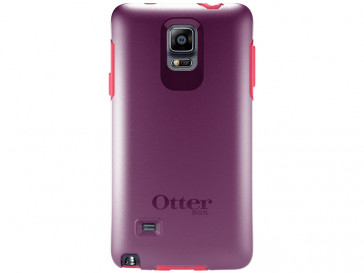 CARCASA SYMMETRY GALAXY NOTE 4 DAMSON BERRY OTTERBOX