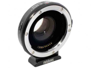 SPEED BOOSTER CANON EF TO BLACKMAGIC BMCC MFT METABONES