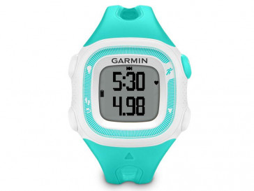 FORERUNNER 15 HR SMALL MINT/BLANCO GARMIN