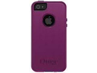 FUNDA COMMUTER IPHONE 5S/5 LILA OTTERBOX