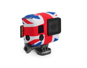 TUXSEDO UK RIOT PARA GOPRO HERO 3/3+/4 XSORIES