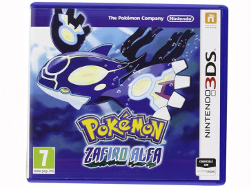 JUEGO 3DS POKEMON ZAFIRO ALFA 526320 NINTENDO
