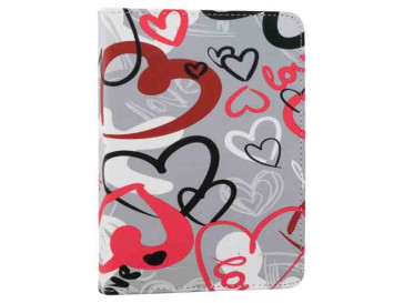 "FUNDA E-BOOK 6"" CRAZY HEARTS EVEBP00404 E-VITTA"