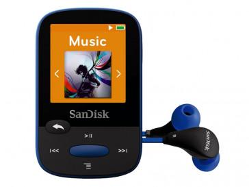 MP3 SANSA CLIP ZIP SPORT 8GB (SDMX24-008G-G46B) SANDISK