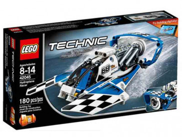 TECHNIC HIDRODESLIZADOR DE COMPETICION 42045 LEGO