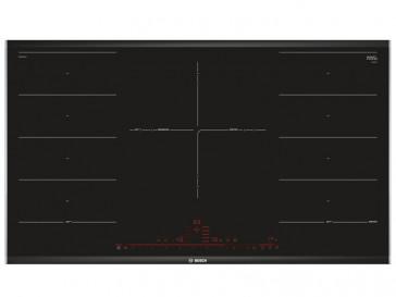 PLACA DE INDUCCION BOSCH PXV975DC1E 90CM 3 ZONAS DE COCCION MARCO BISELADO