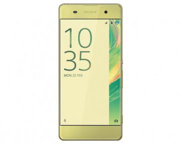 XPERIA XA 16GB LIMA/ORO DE SONY