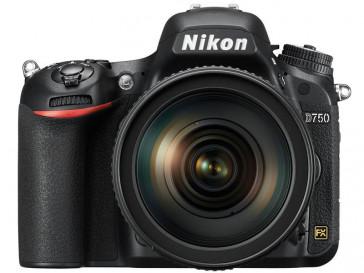 CAMARA REFLEX NIKON D750 + AF-S 24/120 ED VR