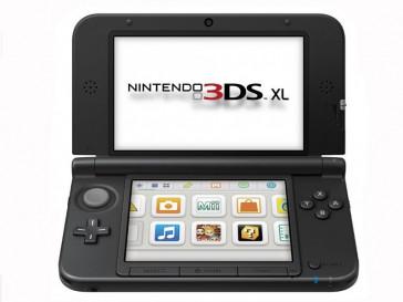 CONSOLA 3DS XL NEGRO/ROJO NINTENDO