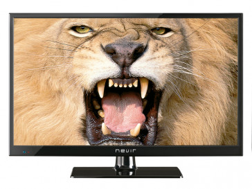 "TV LED FULL HD 22"" NVR-7508-22HD-N NEVIR"