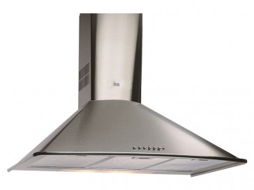 CAMPANA TEKA DECORATIVA PARED 60CM INOX INCANDESCENTE DM-60 40476123
