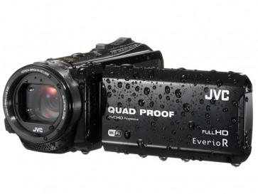 VIDEOCAMARA JVC FULL HD GZ-RX610BEU NEGRA