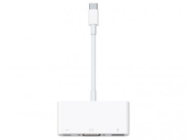 ADAPTADOR MULTIPUERTO DE USB-C A VGA MJ1L2ZM/A APPLE
