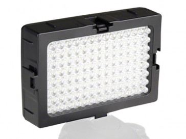 ANTORCHA VIDEO LUZ FLUORESCENTE 112 LED WALIMEX