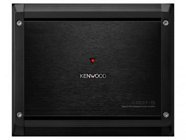 AMPLIFICADOR COCHE X801-5 KENWOOD