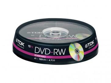 DVD-RW 4.7GB 10 UD TDK