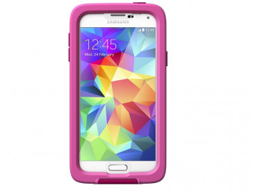 FUNDA GALAXY S5 FRE 2401-04 MAGENTA LIFEPROOF