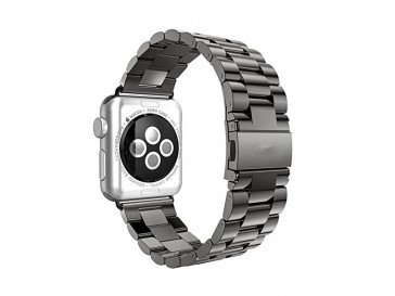 CORREA ACERO PARA APPLE WATCH 38MM MBD38AW-SLV PLATA CASEUAL