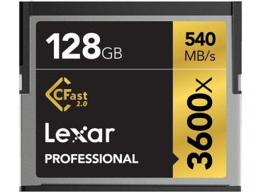 CFAST 128GB 3600X LC128CRBEU3600 LEXAR