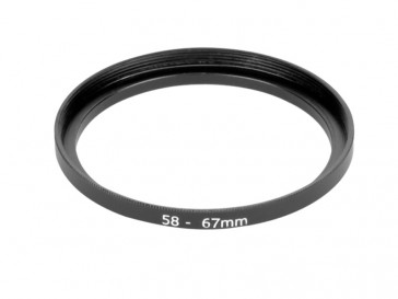 ANILLO ADAPTADOR 58MM A 67MM 9458/67 DIGICAP