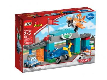 DUPLO PLANES ESCUELA DE VUELO DE SKIPPER 10511 LEGO