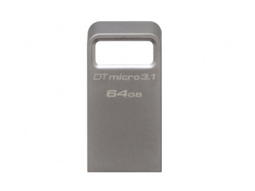 DATA TRAVELER MICRO 3.1 G1 64GB (DTMC3/64GB) KINGSTON