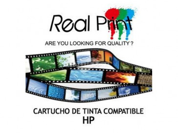 TINTA COLOR HP301XLC REAL PRINT