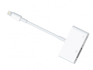 ADAPTADOR LIGHTNING A VGA MD825ZM/A APPLE