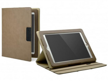 FUNDA IPAD LAVISH EARTH MARRON CYGNETT