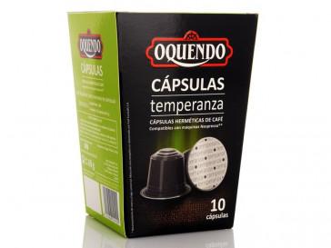 TEMPERANZA (SUAVE) 10 CAPSULAS OQUENDO