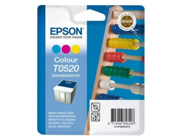 TINTA COLOR C13T05204010 EPSON