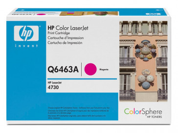 TONER MAGENTA (Q6463A) HP