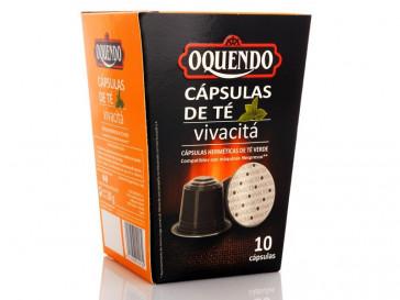 VIVACITA (TE VERDE) 10 CAPSULAS OQUENDO