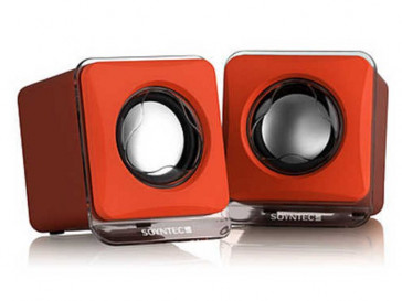 VOIZZE 150 SUNSET ORANGE SOYNTEC