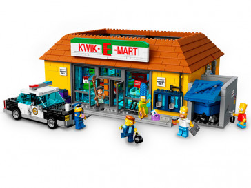THE SIMPSONS KWIK-E-MART 71016 LEGO