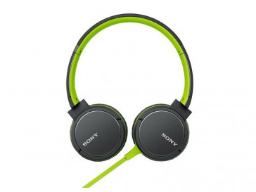 AURICULARES MDR-ZX660AP VERDE SONY