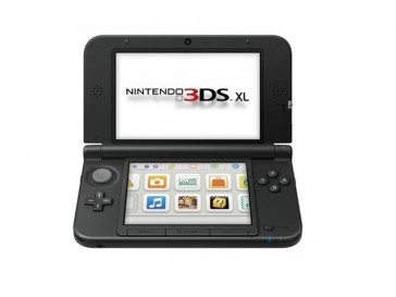 CONSOLA NEW 3DS XL NEGRA NINTENDO