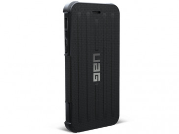 FOLIO SCOUT NEGRO PARA IPHONE 6 PLUS UAG