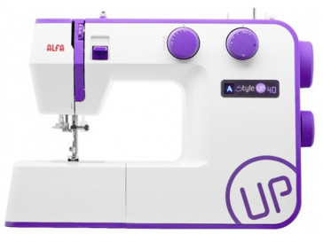MAQUINA COSER STYLE 40UP (VL) ALFA