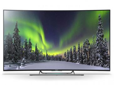 "SMART TV LED ULTRA HD 4K 3D CURVO 55"" SONY KD55S8505C"