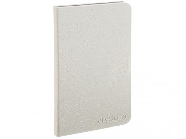 FUNDA FOLIO LED KINDLE BLANCO PERLA 98080 VERBATIM