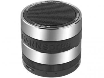 ALTAVOZ BLUETOOTH SPEAKER 80-PE000001G000 HANNSPREE
