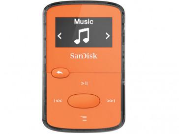 MP3 CLIP JAM 8GB NARANJA (SDMX26-008G-G46O) SANDISK