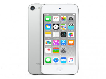 IPOD TOUCH 64GB 6 GEN PLATA MKHJ2FD/A APPLE