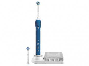 ORAL-B SMART SERIES 4000 CROSSACTION BT BRAUN