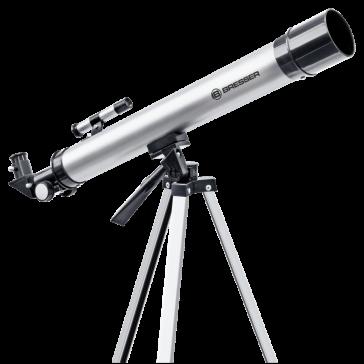 TELESCOPIO 50/600 50X/100X BRESSER