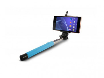 WIRELESS SELFIE MONOPOD AZUL BXSELF05 KSIX