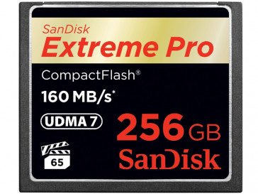 CF EXTREME PRO 256GB (SDCFXPS-256G-X46) SANDISK